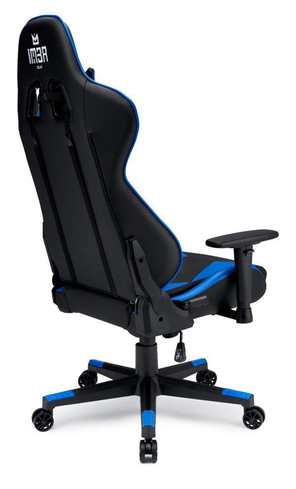 IMBA Hunter Blue - tył fotela