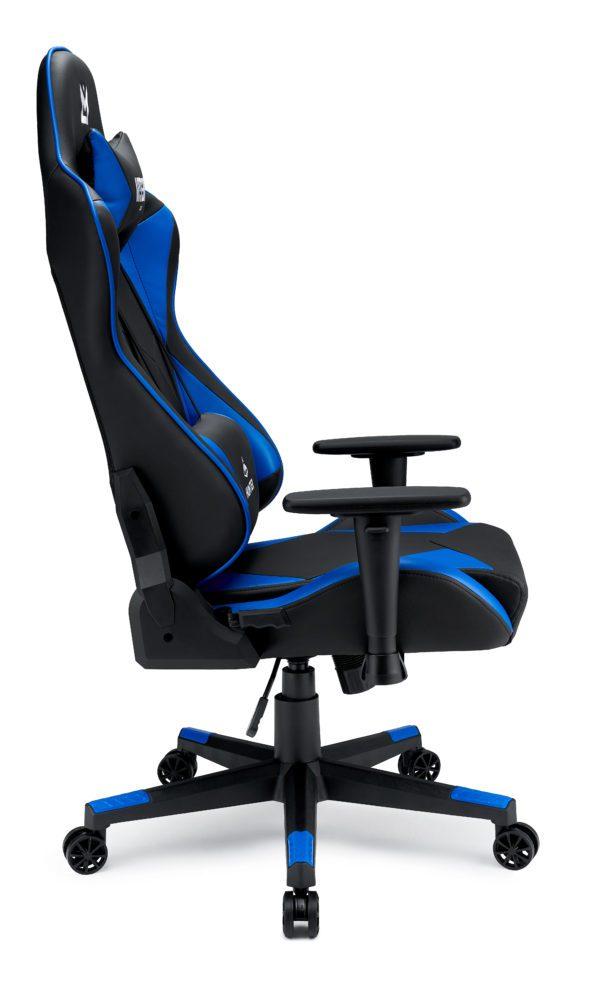 IMBA Hunter niebieski fotel gamingowy