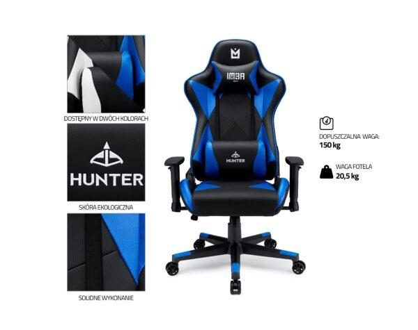 IMBA Hunter Blue Fotel dla Gracza
