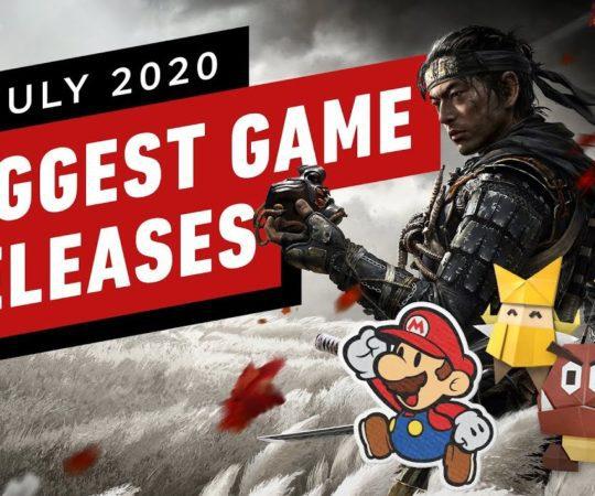 Wyczekiwane premiery gier – lipiec