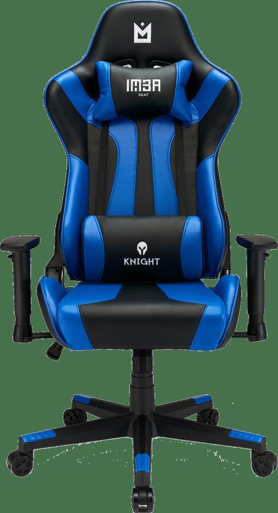 Fotel gamingowy Imba Knight blue
