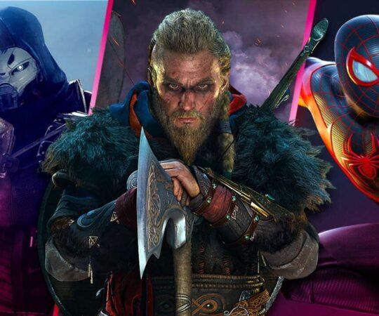 Wyczekiwane premiery gier – listopad